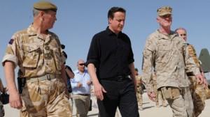David Cameron Official visit