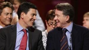 Miliband and Mandelson